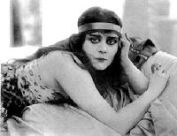 Theda Bara as Salome, 1918