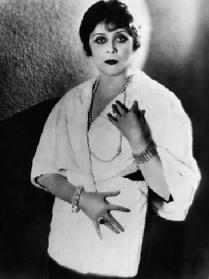 Theda Bara in 1925